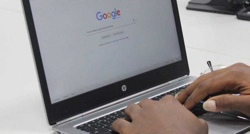 Google Chrome Algortimo Marketing Digital Unsplash