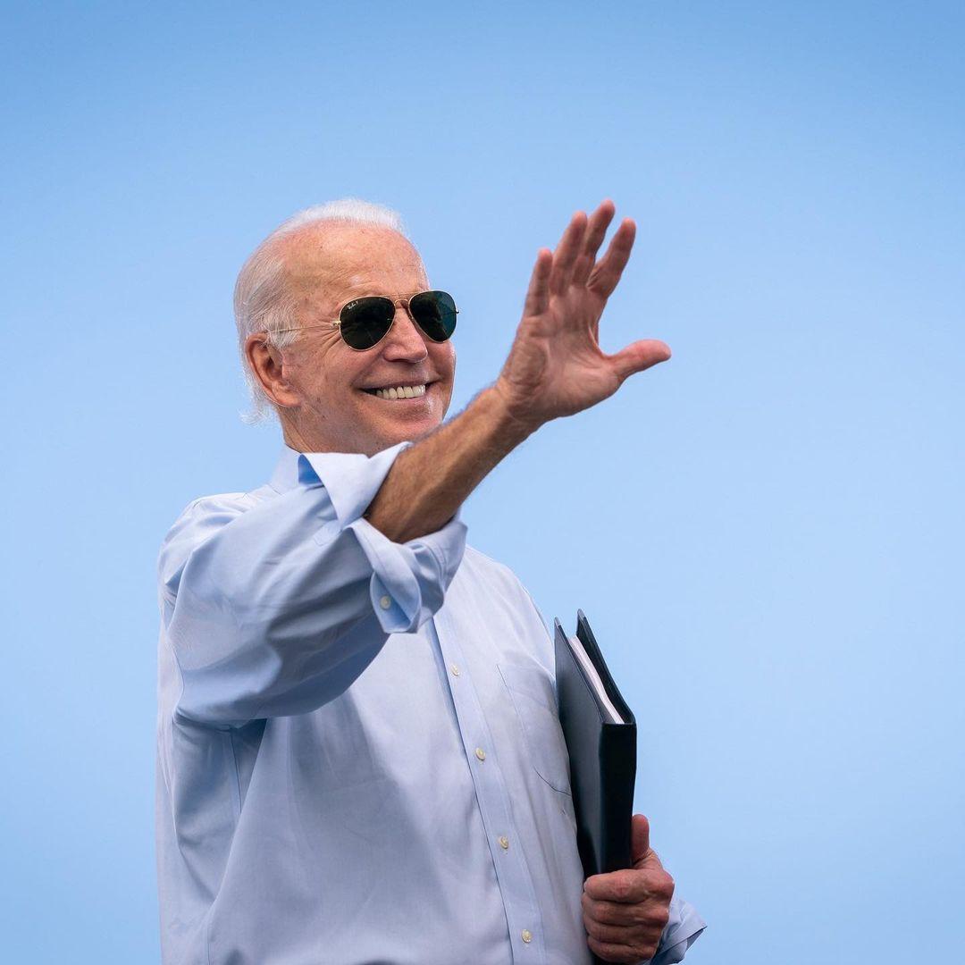 Joe Biden Privacidad Usuarios Redes Sociales