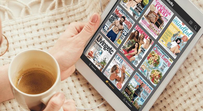 Readly Revistas Online Aplicacion Tendencias