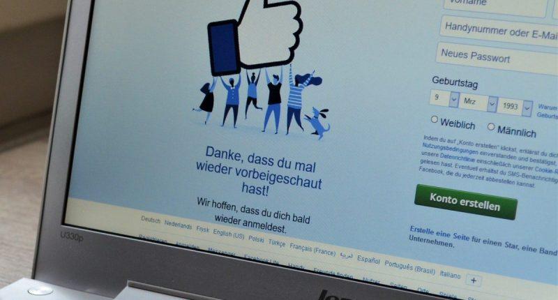 Facebook Pago por Noticias Australia Bloqueo Primer Ministro Pexels