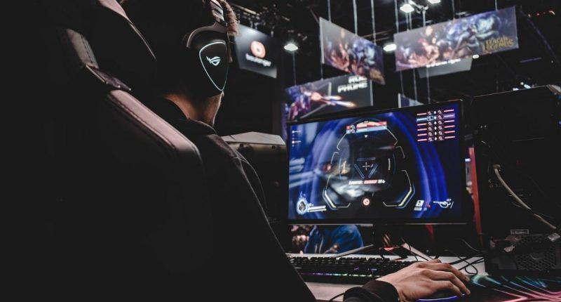 Videojuegos Crecimiento de la Industria Plataformas Digitales Gaming Unsplash