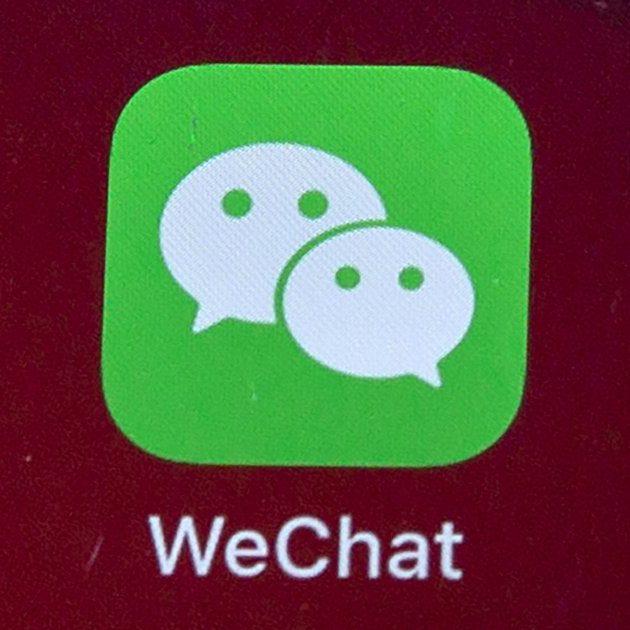 WeChat Aplicacion de Mensajeria China Estados Unidos Trump Biden