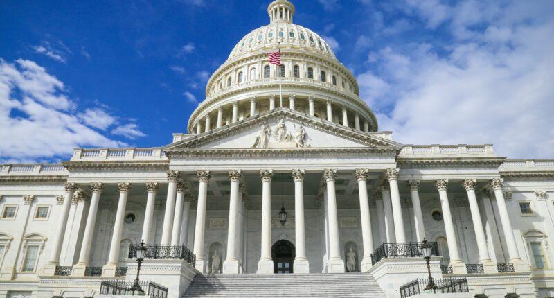 Congreso Estados Unidos Facebook Twitter Google Unsplash