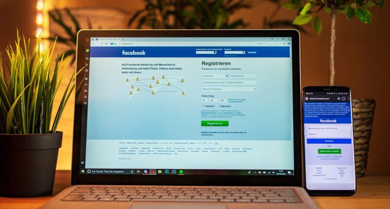 Facebook Servicio de Noticias News Feed Nuevas Funciones Pixabay