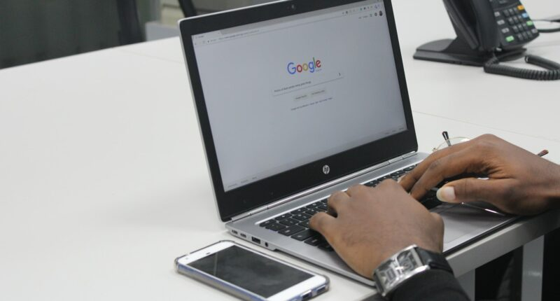 Google Chrome Cookies de Terceros FLoc Correo Electronico Unsplash