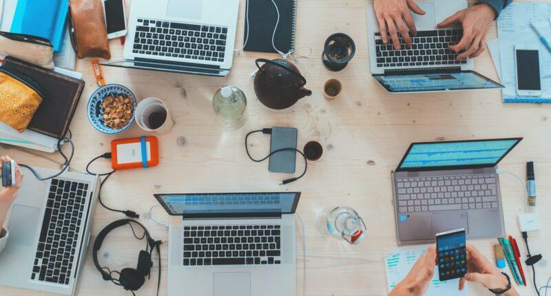 Agile Marketing Uso de Datos Eficiencia en las Empresas Unsplash