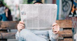 Diarios Estadounidenses Ciculacion Impacto pandemia por COVID-19 Unsplash