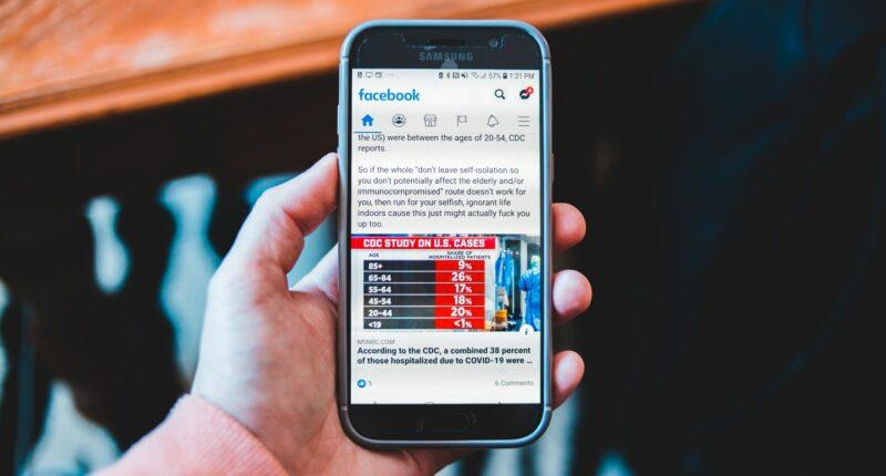Facebook Inversion Periodistas Independientes Boletines Informativos Unsplash
