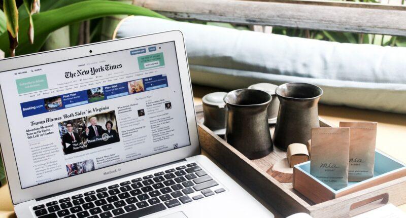 Medios de Comunicacion Marketing Ventas Tendencias Pexels
