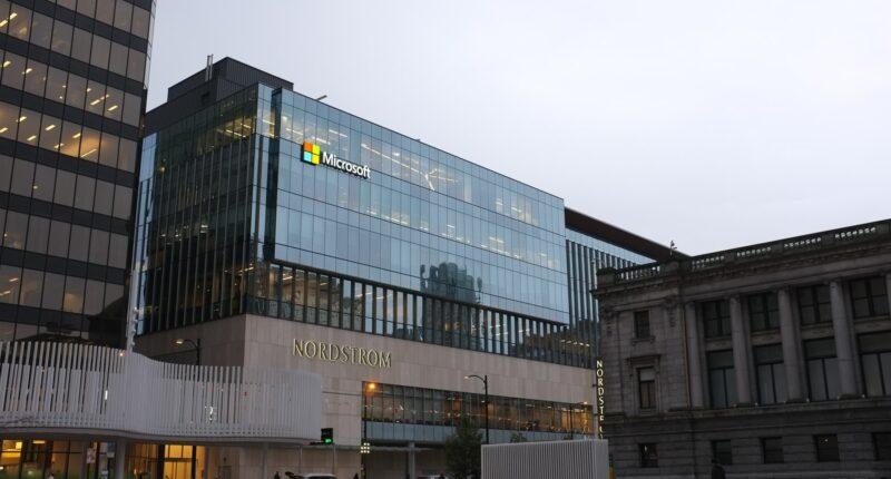 Microsoft Sistema de Marketing Editores Especialistas Unsplash