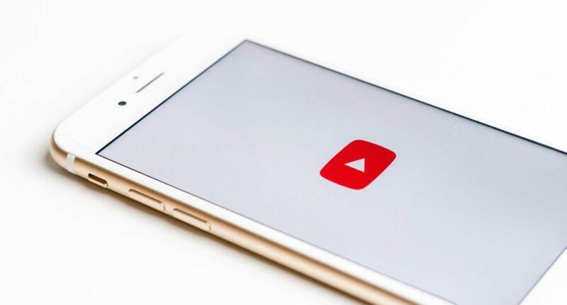 YouTube Programa Subvenciones para Periodistas Independientes Unsplash