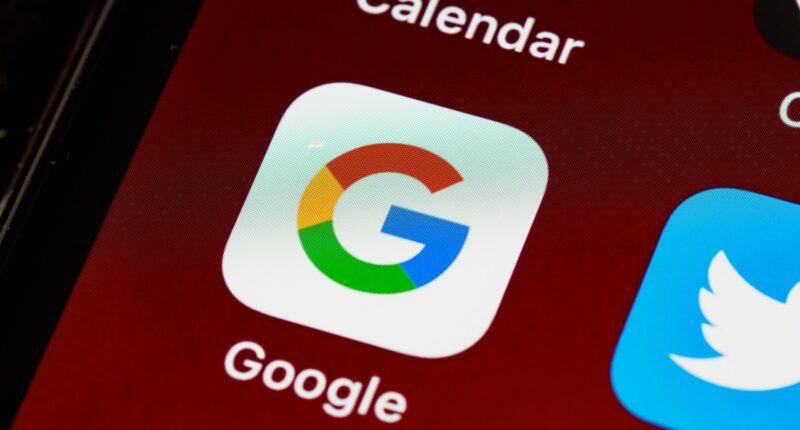 Google Politicas de Privacidad Huellas Dactilares Unsplash