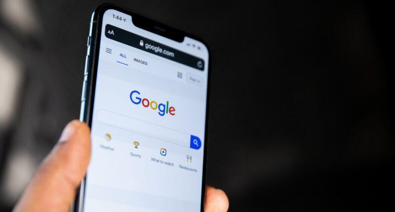 Google soluciones para editores inteligencia artificial machine learning Unsplash