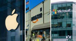Marcas Mas Valiosas Amazon Apple Microsoft Ranking